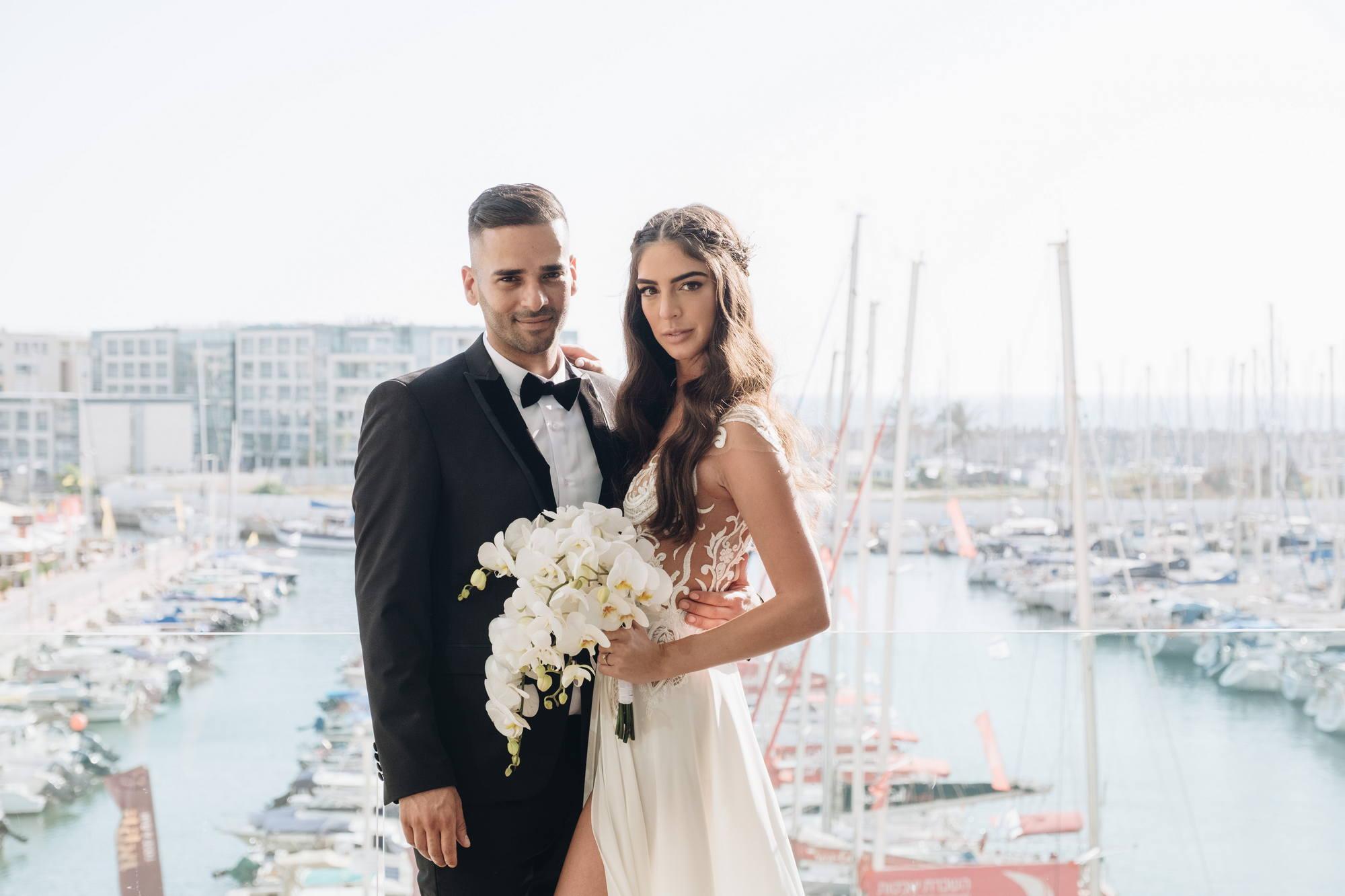 Израильская свадьба - фотограф в Израиле Антон Миславский
