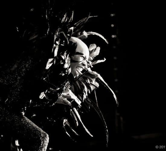 Skunk Anansie Рок над Волгой 2011
