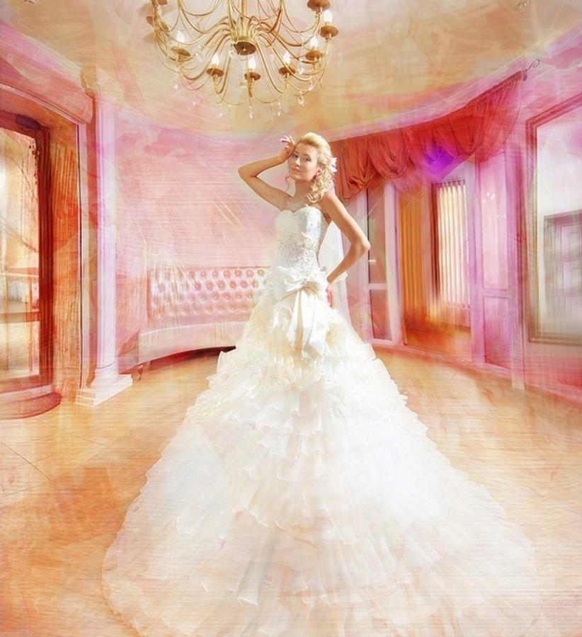"""Фотосессия для журнала """"Стиль и Свадьба"""""""