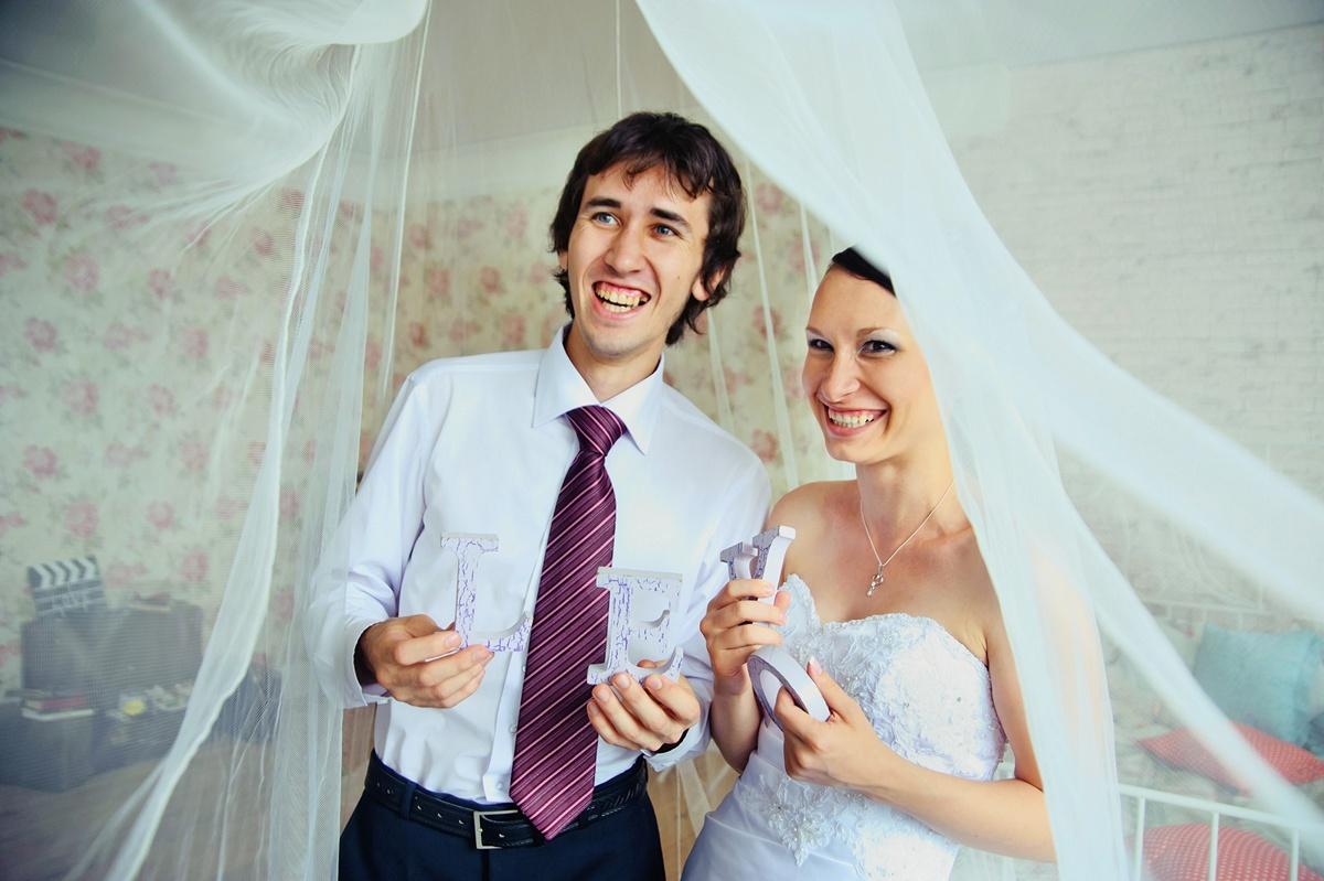 Свадебная фотосессия Константина и Елены